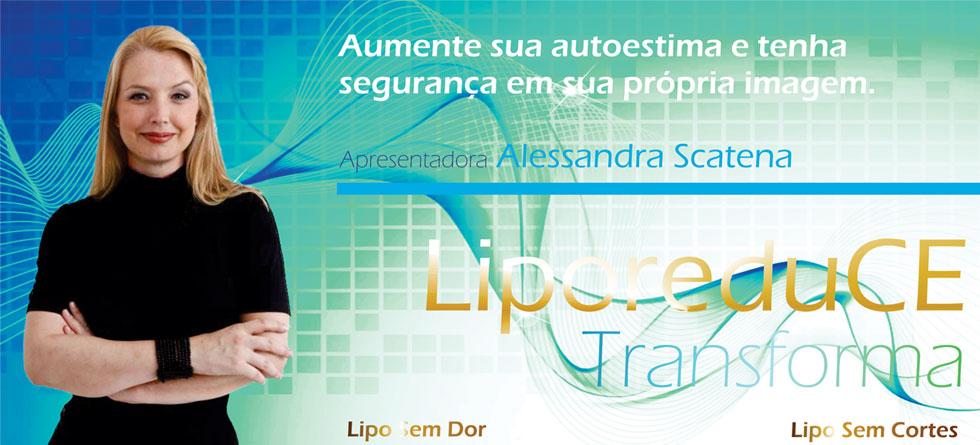 Alessandra Scatena LiporeduCE Transforma by Dr Redução de Medidas