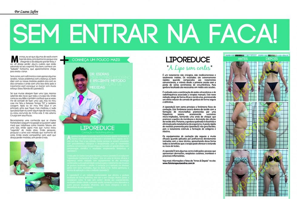 Revista Clip – Reportagem de Luana Safire